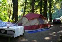 """""""Living"""" Outdoors ~ Camping Ideas & Tips"""