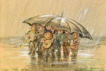 Raindrops / by Darla Cole