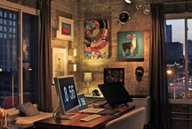 Office in Home / by Linda Hale