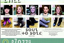 Soul to Sole @Metro Pulse / Can you match the face to the feet? Check out my regular monthly feature in the Metro Pulse.