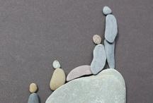 Rocks Shells & Wood / by Darla Cole