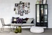 Interiors / by Sallie Forrester