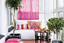 Living Space. / Home decor