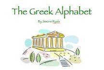 Language - Greek / by Andrea Watson