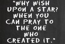 Praying / by Andrea Watson