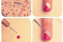 Nails / by •★ Celina Dorlich ★•