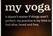 {yoga} / by Kelly C.