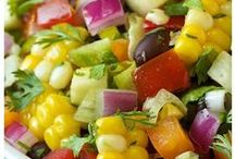 Healthy appetizers,snacks and sides / by •★ Celina Dorlich ★•