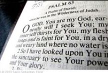 Bible -- Truth and Promises / by Gail Freeman Ford