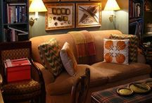 Home - Accessorize / Frames, Mirrors, Wallpaper, etc / by Gail Freeman Ford