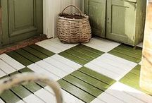 Floors, Doors and Windows / by Gail Freeman Ford