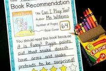 Reading Comprehension / Helping kids build reading comprehension skills.