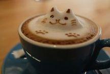 Coffee / by •★ Celina Dorlich ★•