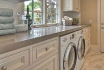 Laundry Room Ideas / Laundry Room Ideas, Dream Laundry Rooms, Laundry Room DIY, Laundry Room Renovation and Laundry Room Remodels, plus every fun idea I like for Laundry Rooms!