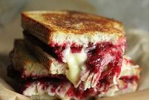 Grilled Cheese Goodness / by Darla Cole