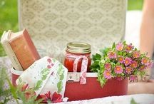 Sweet Picnic Ideas / by Jessica @ Two Shades of Pink