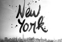 { i love NY } / by Gina Greve