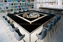 Favourite Shop Designs / A collection of fun, well-designed shops from fashion to books.