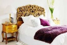 Bedtime... Bedrooms to delight / by Alexandra Walsh