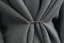 Knitwear / Knits, Crochet, woollens / by Alexandra Walsh