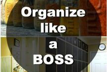 Organize me / by Laura Rocca
