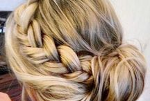 Casual hair inspiration / Day to day casual hair styles