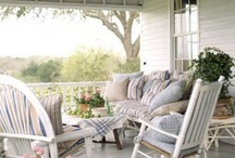 Front Porch Dreamin' / by Sandy Johnson