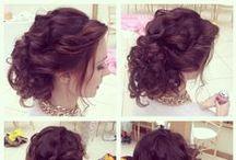 Wedding Hair and Makeup / Wedding hair styles and bridal makeup - my portfolio