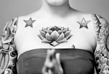Ink me! / My tattoos and tattoos I love / by Jackie Drysdale-Phillips