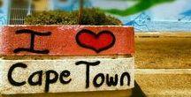 { cape town ♥ }