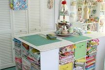 craft and hobby rooms