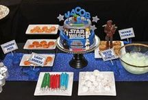 LEGO Star Wars Birthday Party