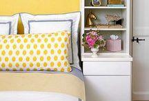 bedrooms. / by Dominique Giovando