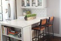 kitchen + dining. / by Dominique Giovando