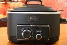 Ninja 3 in 1 cooker. / Best Christmas gift.