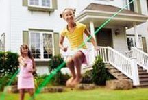Active Kids, Happy Kids / Easy, fun ways to increase kids' activity levels and introduce good habits.