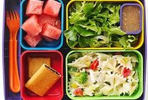 Bunches of Lunch Ideas / A variety of lunch ideas to make meal planning easier.