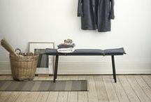 Georg interior / Little furniture from danish designer Christina Liljenberg Halstrøm.