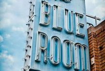 l'heure bleue / by Joni Wheeler