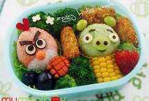 Bento / by Messy Miss Kate