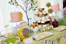 . BABY SHOWER .  / by Alicia Stormer