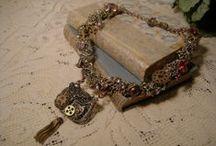 Boho Jewelry Box / Lovely Adornments