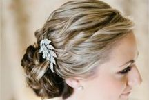 Beautiful Wedding Hairstyles / by Robbins Brothers