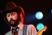 Eric Clapton / by Vicki Stokes