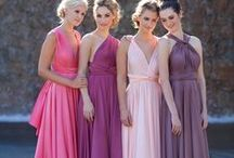 A Bridesmaid's Beauty / The most honorable sisters in your life. A few of our favorite dresses, bridesmaids gifts, beautiful photos and touching ways to ask these ladies to be your bridesmaids.