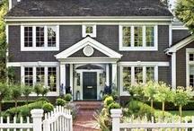 D R E A M Y homes / by Julie Wiulsrud