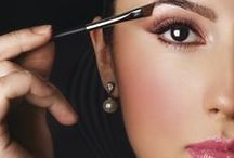Beauty / Make up, nails, hair, etc....all that stuff that makes a girl pretty.  / by Viv b