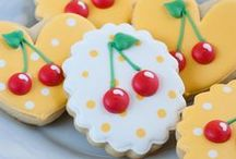 Decorated Sugar Cookies / Make the most beautiful Decorated Sugar Cookies with all these great ideas and recipes! / by Shugary Sweets