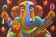 Spirituality ~ Ganesha ~ / by ~ Vicki ~