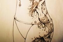 tatts? / by Melissa Elisa